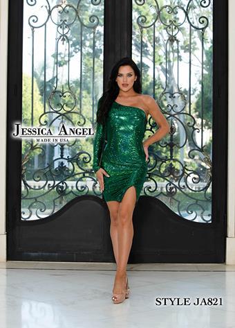 Jessica Angel 821