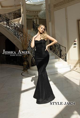 Jessica Angel Style #824