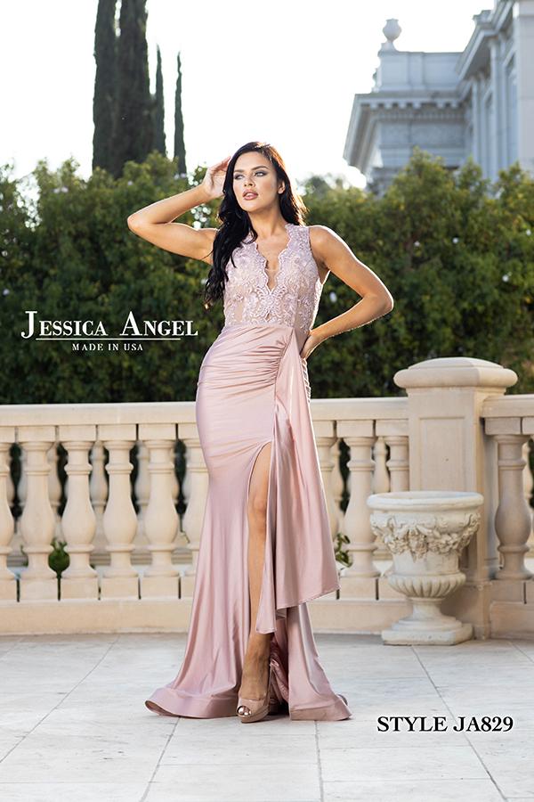 Jessica Angel Style #829  Image