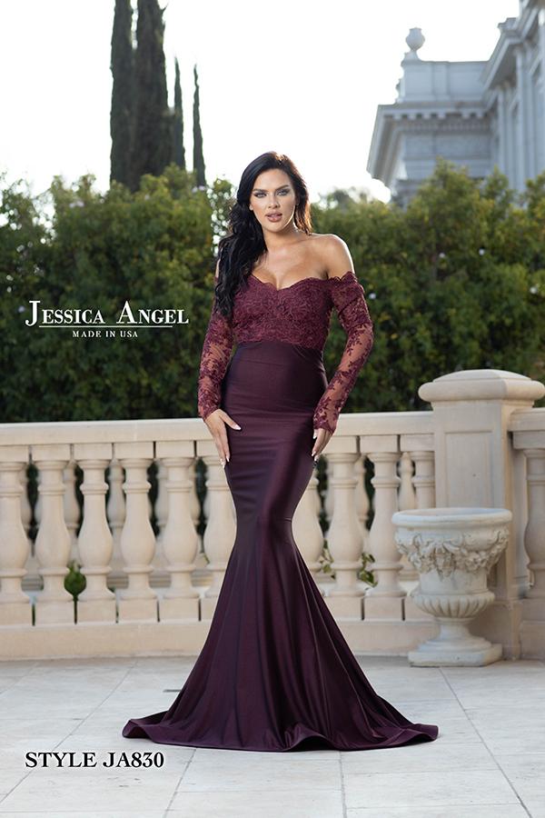 Jessica Angel Style #830  Image