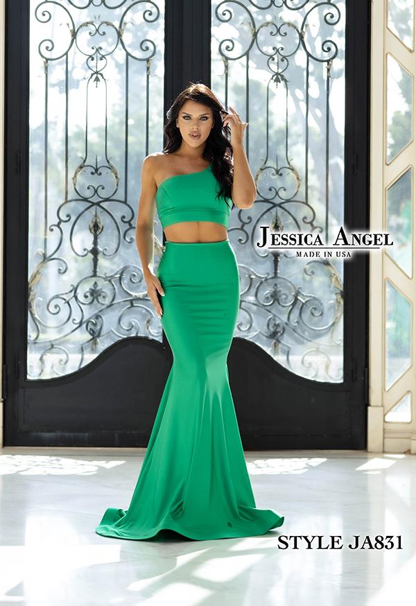 Jessica Angel Style #831  Image