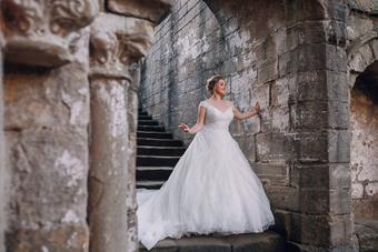 Disney Fairy Tale Weddings D283