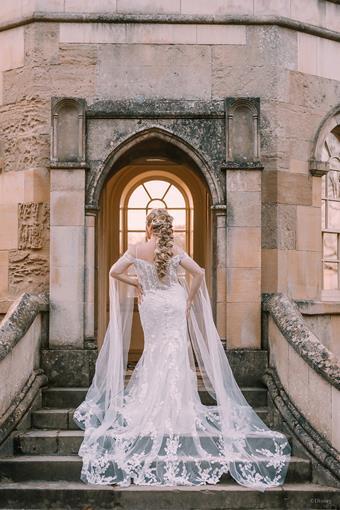Disney Fairy Tale Weddings Style D286