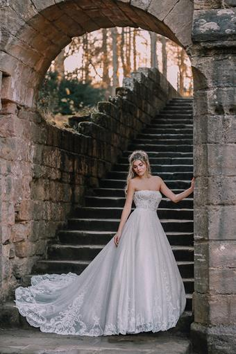 Disney Fairy Tale Weddings Style D293