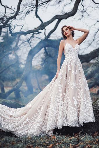 Disney Fairy Tale Weddings Style D297