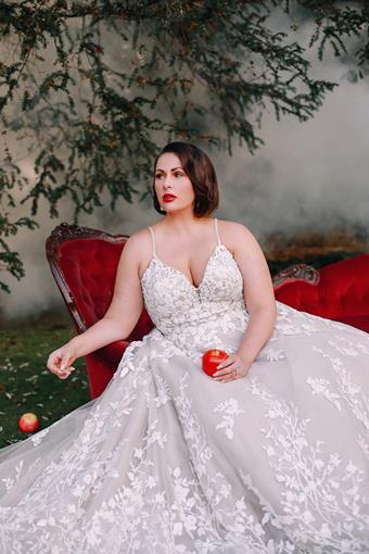 Disney Fairy Tale Weddings Style #D297