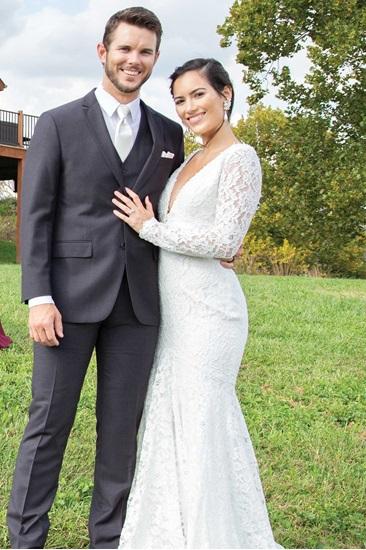 David Major Select 256M Charcoal Grey Wedding Suit Image