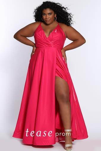 Tease Prom Style: TE2103