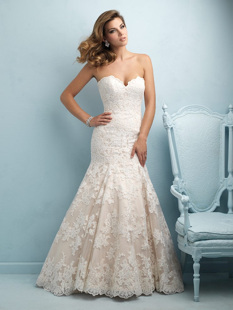 Allure Bridals #9215  Image