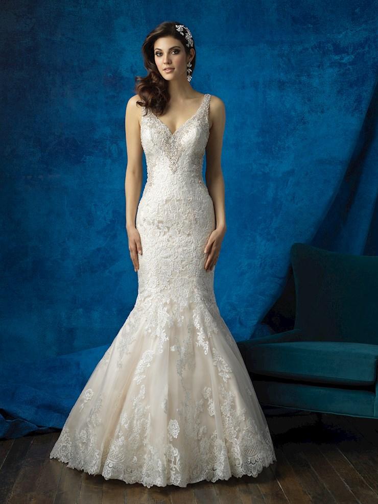 Allure Bridals #9356 Image