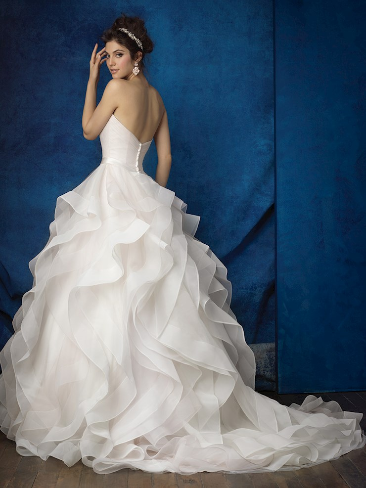 Allure Bridals #9375  Image