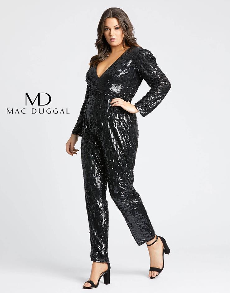 Mac Duggal Style: 4678F Image