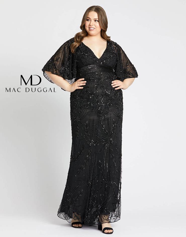 Mac Duggal Style #5335F  Image