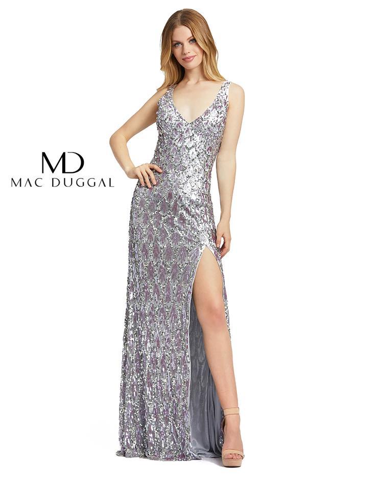 Mac Duggal Style #4828M Image