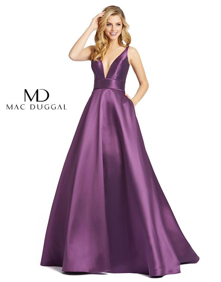 Mac Duggal Style #55010M Image