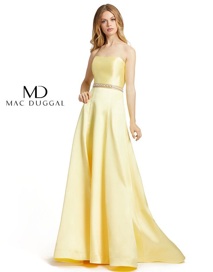 Mac Duggal Style #67687M Image