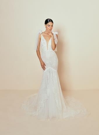 Neta Dover Bridal Couture Style #Emmanuel