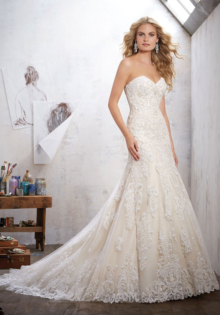 Morilee Style #8102  Image