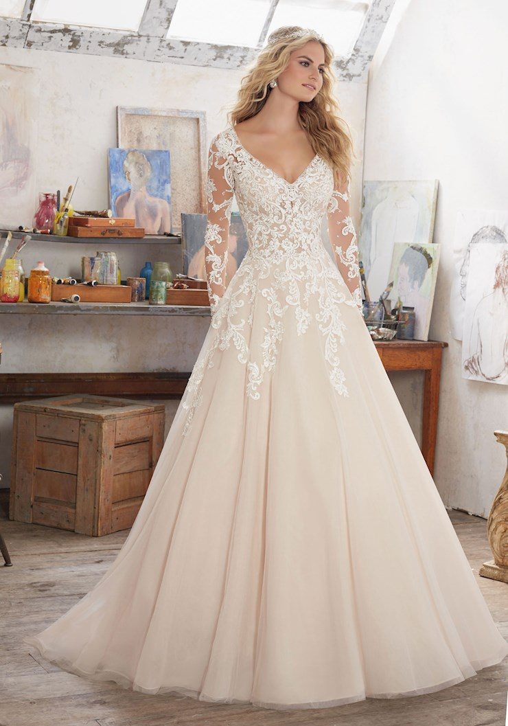 Morilee Style #8110  Image