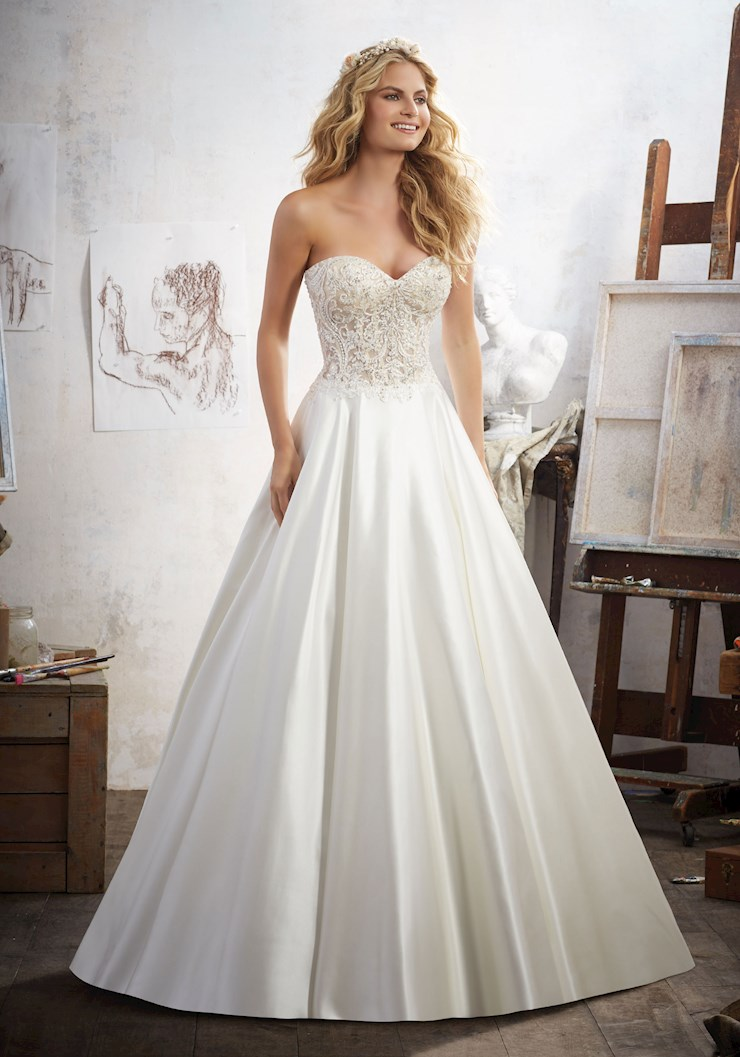 Morilee Style #8114 Image