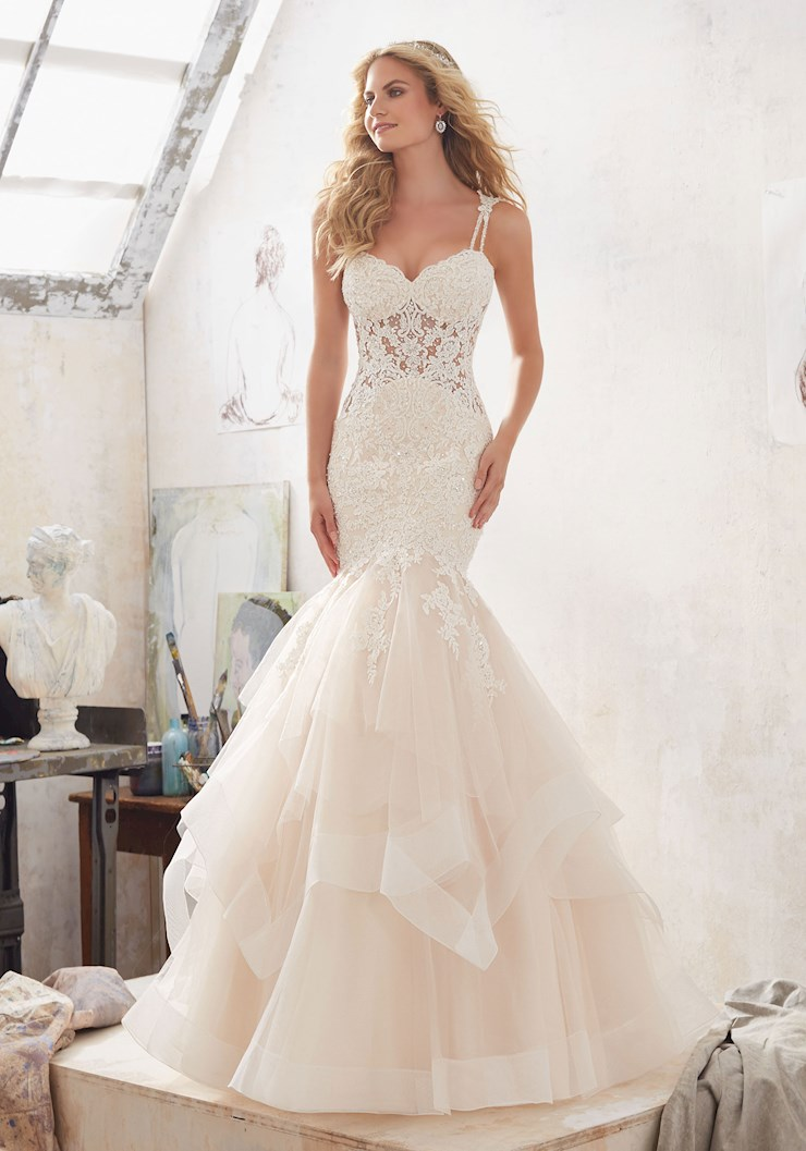 Morilee Style #8118  Image