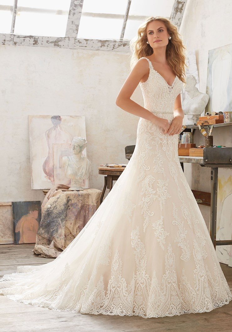 Morilee Style #8122  Image
