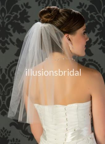 Illusions Bridal Veils Style #20CT