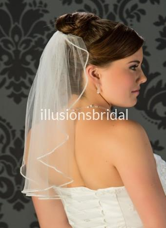 Illusions Bridal Veils Style #20TRS