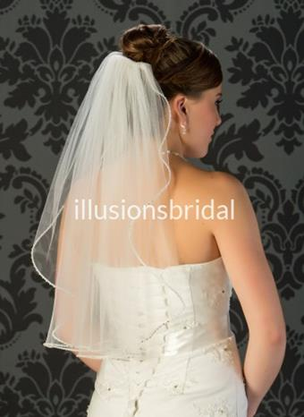 Illusions Bridal Veils Style #25PRS