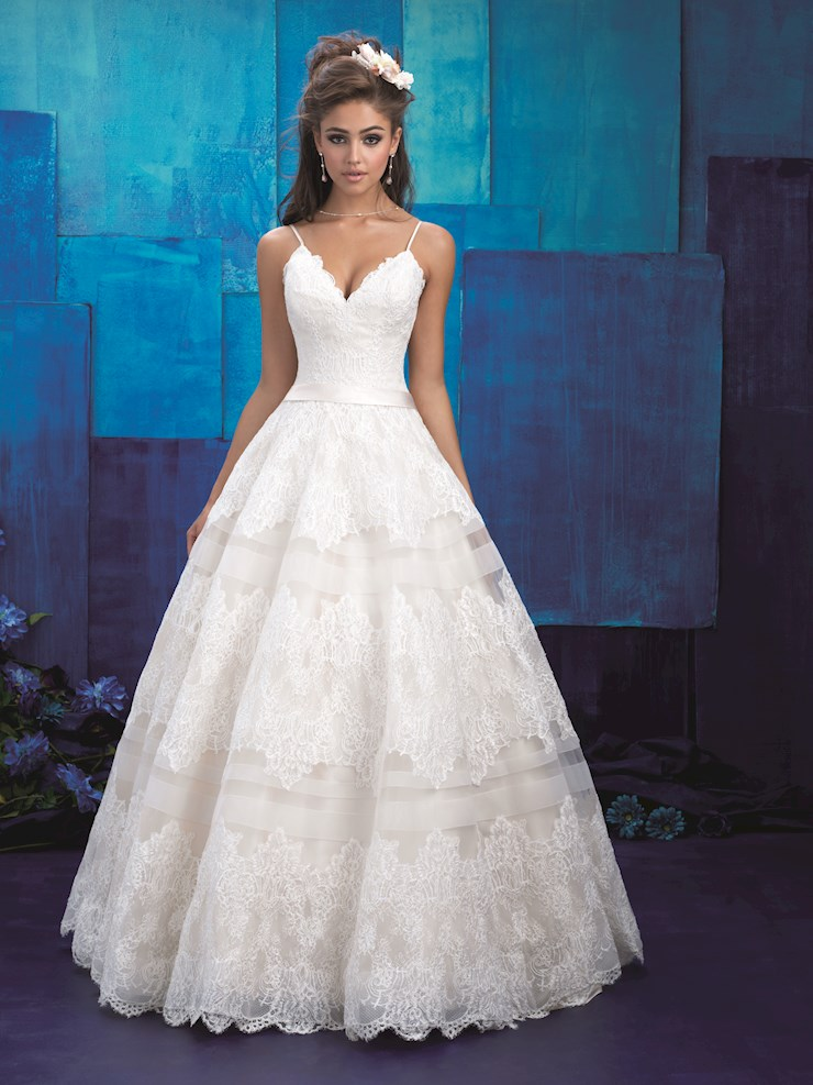 Allure Bridals Style #9400  Image