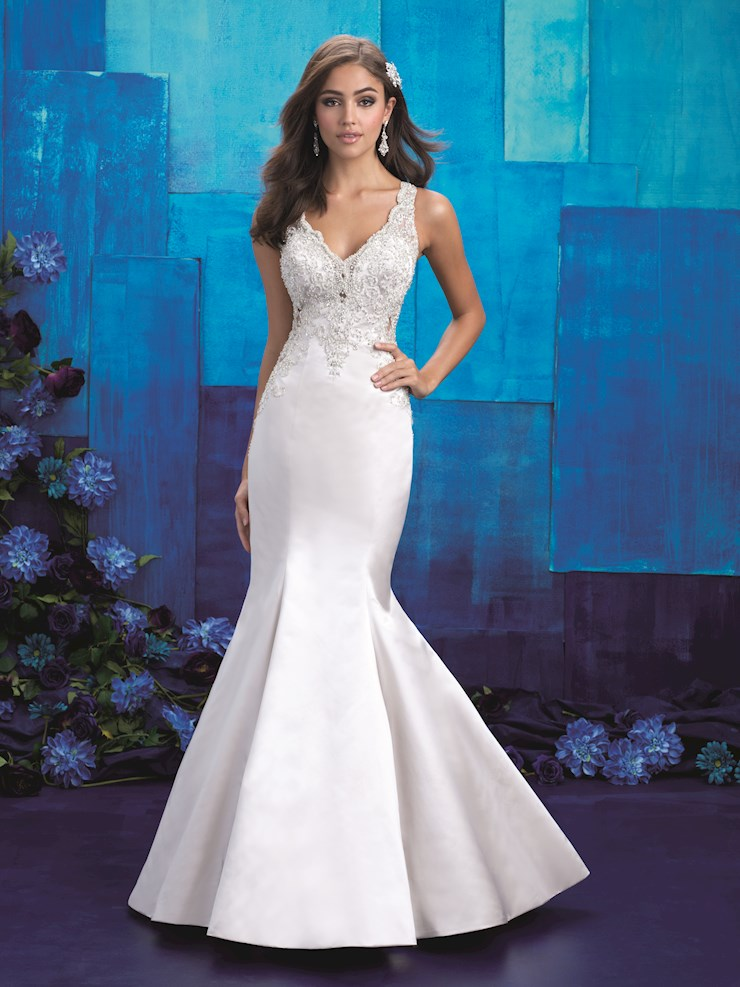 Allure Bridals Style #9402  Image