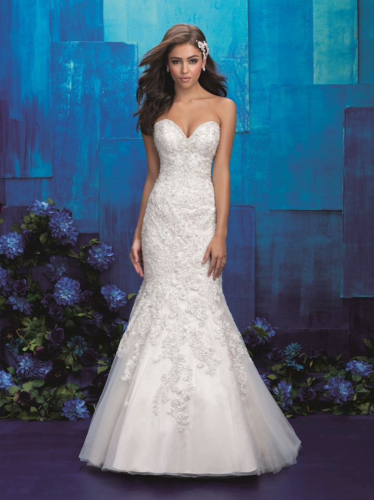 Allure Bridals Style #9403  Image