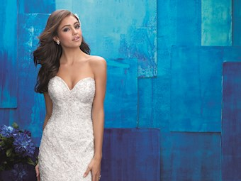 Allure Bridals Style #9403