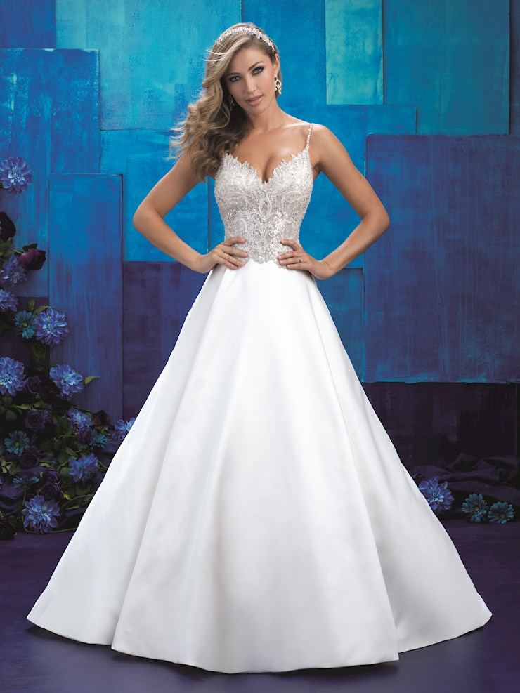 Allure Bridals Style #9404  Image