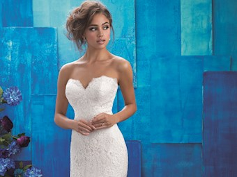 Allure Bridals Style #9407