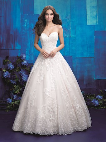 Allure Bridals Style #9413