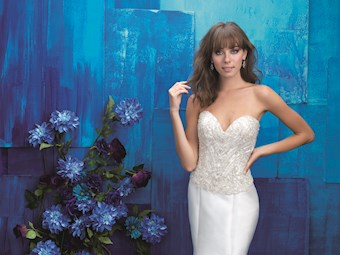 Allure Bridals Style #9423