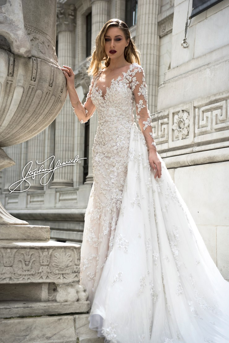 Stephen Yearick Bridal - SY14233   Castle Couture