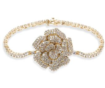 Ivory & Co #Blossom Gold