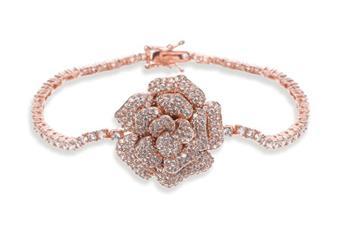 Ivory & Co #Blossom Rose Gold