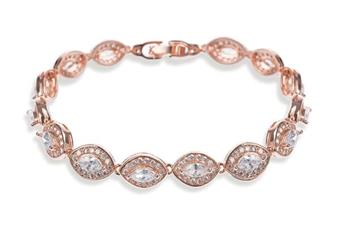 Ivory & Co #Promise Rose Gold