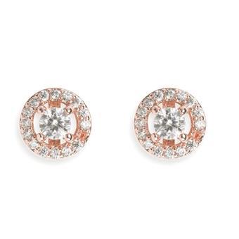 Ivory & Co #Balmoral Rose Earrings