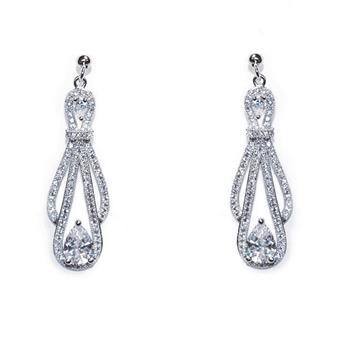 Ivory & Co #Decadence Earrings