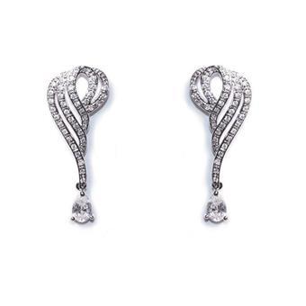 Ivory & Co #Devotion Earrings