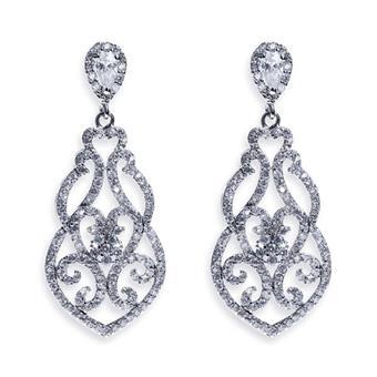 Ivory & Co #Sorrento Earrings