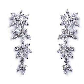 Ivory & Co #Starry Night Earrings