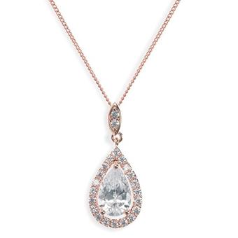 Ivory & Co #Montgomery Rose Gold