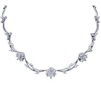 Ivory & Co #Waterlily Silver