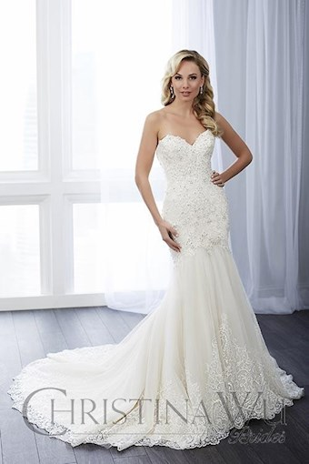Christina Wu Brides Style No. 15640