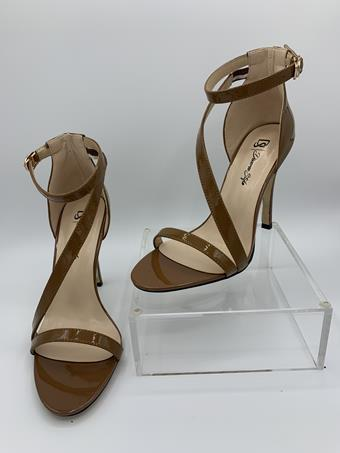 Diverse Style by Sydni Dion  Crossover Ankle Strap 119422